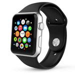 Ремешок для часов Synapse Sport Band для Apple Watch (38 мм, черный, силиконовый)