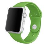 Ремешок для часов Synapse Sport Band для Apple Watch (38 мм, зеленый, силиконовый)