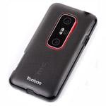 Чехол YooBao Protect case для HTC EVO 3D (гелевый/пластиковый, черный)