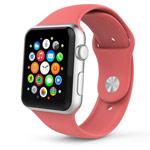 Ремешок для часов Synapse Sport Band для Apple Watch (38 мм, розовый, силиконовый)