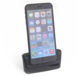 Dock-станция Temei Desktop Charging Cradle для Apple iPhone 6/6S plus (черная)