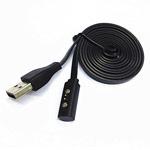 USB-кабель Yotrix ProCharge для Pebble Time (черный)