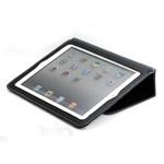 Чехол YooBao Executive Leather case для Apple New iPad (кожанный, черный)