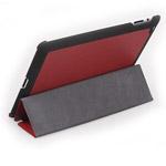 Чехол YooBao iSlim leather case для Apple iPad 2/new iPad (кожанный, красный)