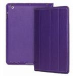 Чехол YooBao iSmart Leather case для Apple iPad 2/new iPad (фиолетовый, кожанный)
