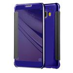 Чехол Yotrix FlipWallet case для Samsung Galaxy Note 5 N920 (фиолетовый, пластиковый)