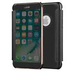 Чехол Yotrix FlipWallet case для Apple iPhone 6S plus (черный, пластиковый)
