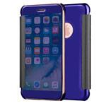 Чехол Yotrix FlipWallet case для Apple iPhone 6S (фиолетовый, пластиковый)