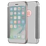 Чехол Yotrix FlipWallet case для Apple iPhone 6S (серебристый, пластиковый)