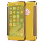 Чехол Yotrix FlipWallet case для Apple iPhone 6S (золотистый, пластиковый)