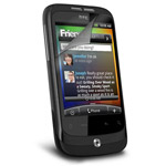 Защитная пленка Zichen для HTC Wildfire (глянцевая)