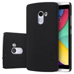 Чехол Nillkin Hard case для Lenovo Vibe X3 lite (черный, пластиковый)