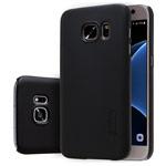 Чехол Nillkin Hard case для Samsung Galaxy S7 (черный, пластиковый)
