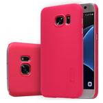 Чехол Nillkin Hard case для Samsung Galaxy S7 (красный, пластиковый)