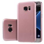 Чехол Nillkin Hard case для Samsung Galaxy S7 (розово-золотистый, пластиковый)