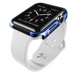 Чехол X-doria Defense Edge для Apple Watch 42 мм (синий, маталлический)