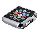 Чехол X-doria Defense Armour для Apple Watch 38 мм (темно-серый, пластиковый)