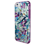 Чехол X-doria Revel Case для Apple iPhone 6S (Floral Palm, пластиковый)