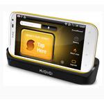Dock-станция KiDiGi Case Cradle для HTC Senation XL X315e (черная)