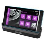 Dock-станция KiDiGi Case Cradle для Sony Xperia S LT26i (черная)
