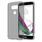 Чехол Yotrix UltrathinCase для LG G5 (серый, гелевый)