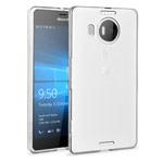 Чехол Yotrix UltrathinCase для Microsoft Lumia 950 XL (прозрачный, гелевый)