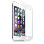 Защитная пленка Yotrix 3D Glass Protector для Apple iPhone 6S plus (стеклянная, белая)