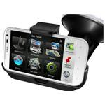Автомобильный держатель KiDiGi Horizontal Car Kit для HTC Sensation XL X315e
