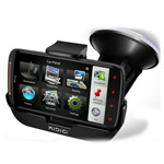 Автомобильный держатель KiDiGi Horizontal Car Kit для HTC Sensation (XE) Z710e/Z715e (hands free)