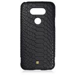 Чехол Just Must King Collection для LG G5 (черный, кожаный)