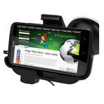 Автомобильный держатель KiDiGi Horizontal Car Kit для HTC One X S720e (hands free)