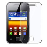Защитная пленка Yotrix ProGuard C-series для Samsung Galaxy Y S5360 (прозрачная)