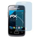 Защитная пленка Yotrix ProGuard C-series для Samsung Galaxy Y Duos S6102 (прозрачная)