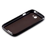Чехол Yotrix ProComp Case для HTC One S Z520e (гелевый/пластиковый, черный)