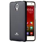 Чехол Mercury Goospery Jelly Case для Xiaomi Mi 4 (черный, гелевый)