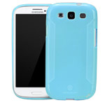 Чехол Nillkin Soft case для Samsung Galaxy S3 i9300 (гелевый, фиолетовый)