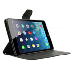Чехол Mercury Goospery Fancy Diary Case для Apple iPad mini 4 (черный, винилискожа)