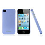 Чехол Nillkin Soft case для Apple iPhone 4 (голубой)