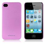 Чехол Nillkin Soft case для Apple iPhone 4 (розовый)