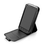 Чехол Capdase Capparel Protective Case для HTC Sensation (XE) Z710e/Z715e (кожанный, черный)