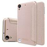 Чехол Nillkin Sparkle Leather Case для HTC Desire 630/530 (золотистый, винилискожа)