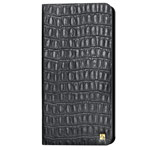 Кошелек Just Must Wallet Nappa Collection (черный, кожаный, валютник, размер L)