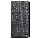 Кошелек Just Must Wallet Nappa Collection (черный, кожаный, валютник, размер M)