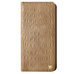 Кошелек Just Must Wallet Nappa Collection (бежевый, кожаный, валютник, размер M)