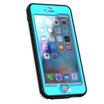 Чехол RGBMIX X-Fitted Military Grade для Apple iPhone 6S (голубой, для подводной съемки)