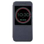 Чехол Nillkin Sparkle Leather Case для HTC 10/10 Lifestyle (темно-серый, винилискожа)