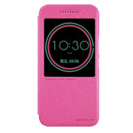 Чехол Nillkin Sparkle Leather Case для HTC 10/10 Lifestyle (розовый, винилискожа)