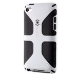 Чехол Speck CandyShell GRIP для Apple iPod touch (4th gen) (белый)