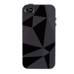 Чехол Speck GeoMetric для Apple iPhone 4/4S (серый)
