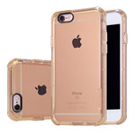 Чехол Nillkin Crashproof case для Apple iPhone 6S (золотистый, гелевый)